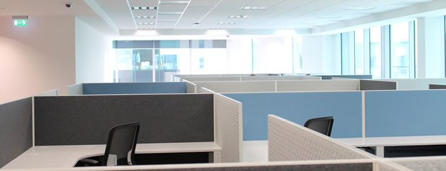 Light, Clean and Fresh Open Office Spaces in Cork