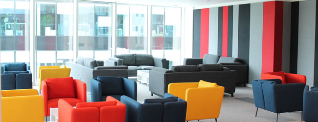 Stunning use of Colours in FireEye Cork
